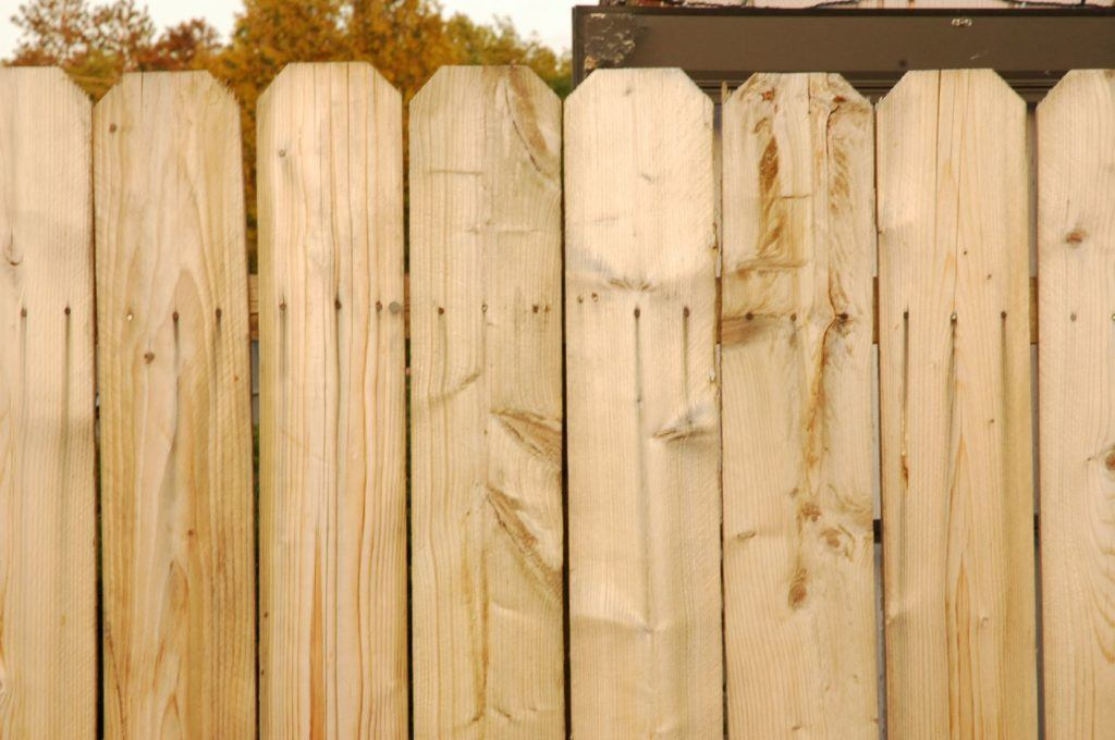 Fence Repair - Pro Line Fence